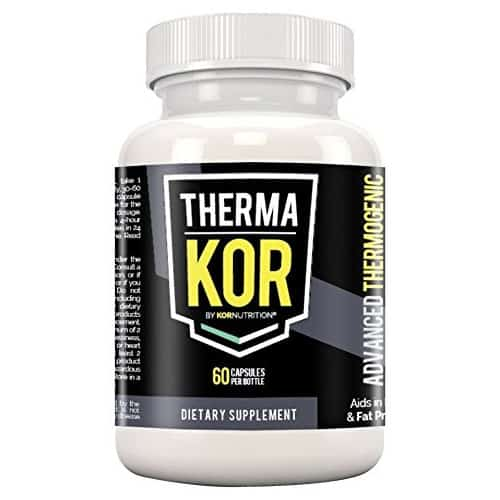 Thermakor - Advanced Thermogenic Fat-burning Formula (For Rapid Weight Loss)