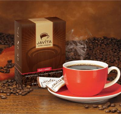 javita coffee key ingredients