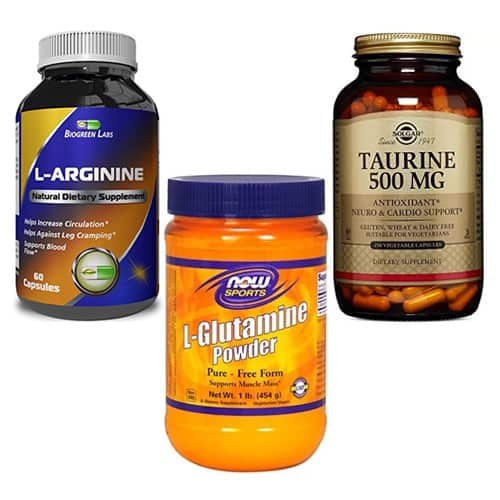 the top 3 best amino acids you should be taking