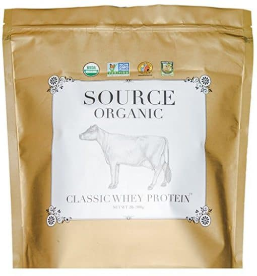 natural force organic whey review