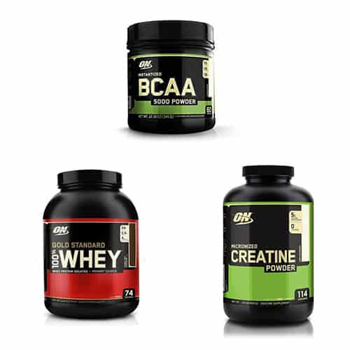 The 3 Best Supplements for Lean Muscle - Lean and Mean