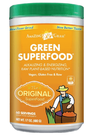 amazing grass superfood reviews
