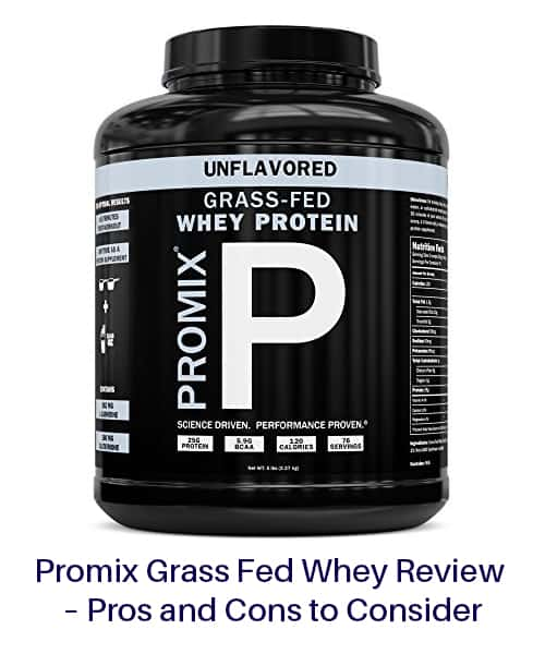 Promix Grass Fed Whey Review _ Pros and Cons to Consider