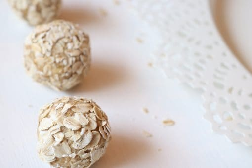 Delicious Peanut Butter Protein Balls Recipe