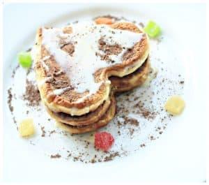 protein pancake recipe