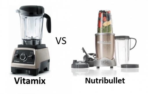 Blender Battle: Vitamix vs Nutribullet - Which is Better?