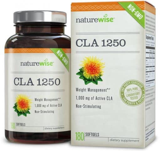 Review: Should You Try Naturewise CLA 1250?