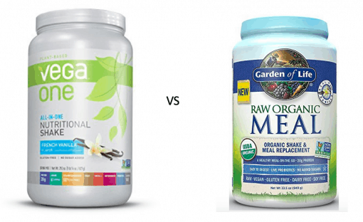 An Epic Showdown: Vega One vs Garden of Life