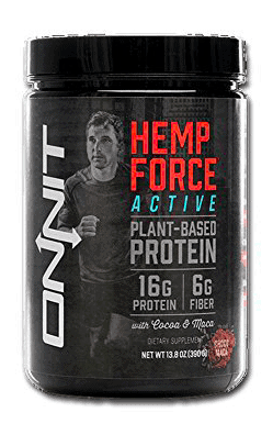 An Active Vegan Protein Power: The Ultimate Onnit Hemp Force Review
