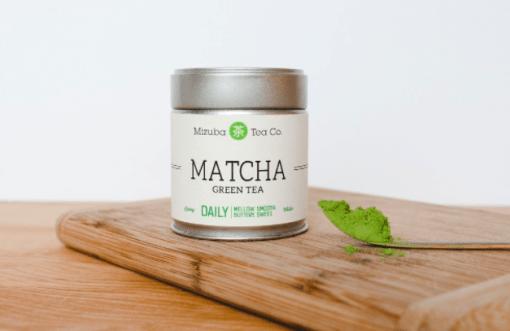 Mizuba Tea Company Daily Matcha Powder