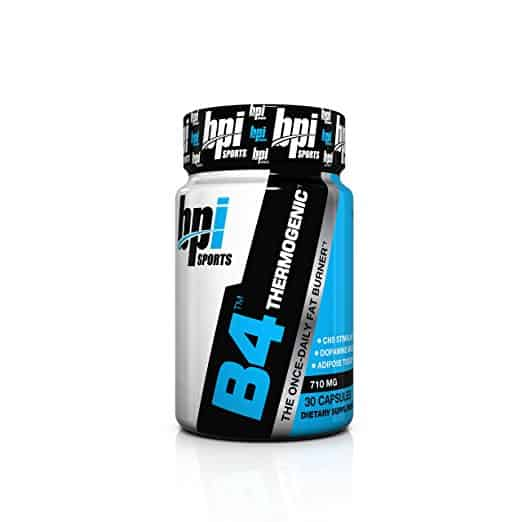 A Full Review of the Powerful BPI B4 Pre-Workout Supplement