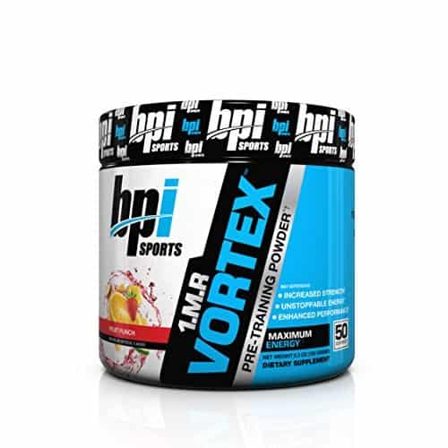 the ultimate review of bpi 1mr vortex: a workout supplement that rocks