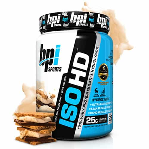 bpi's iso hd whey protein: is this my new favourite