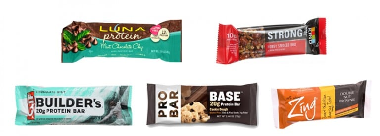 Best Protein Bars for Hiking