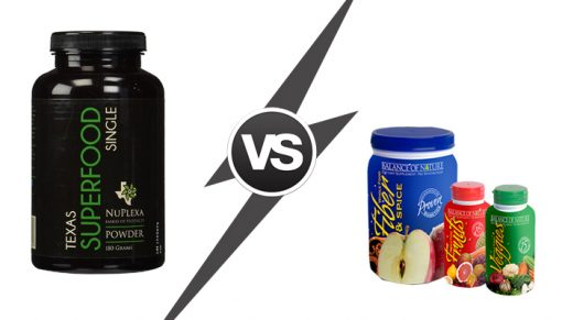 texas superfood vs balance of nature whole system