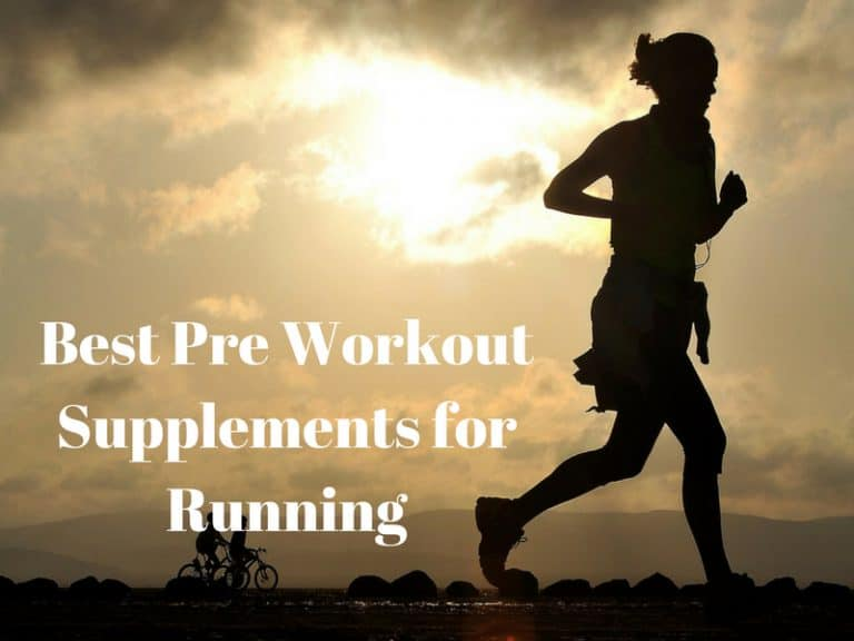 best pre workout supplements for running