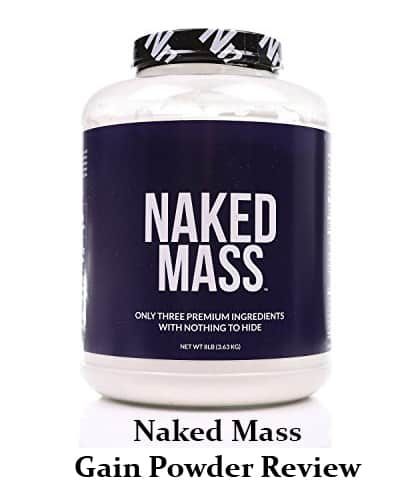 naked mass gain powder review: is it worth the investment?