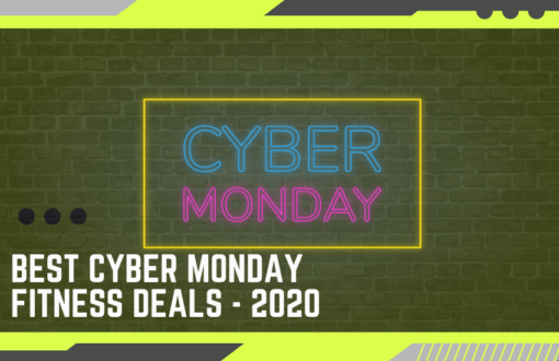 Best Cyber Monday Fitness Deals - 2020