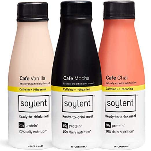 Why Go with Soylent?