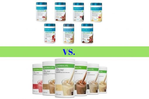 GNC Lean Shake vs Herbalife – Which One Should You Choose?
