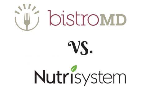 bistro md vs nutrisystem