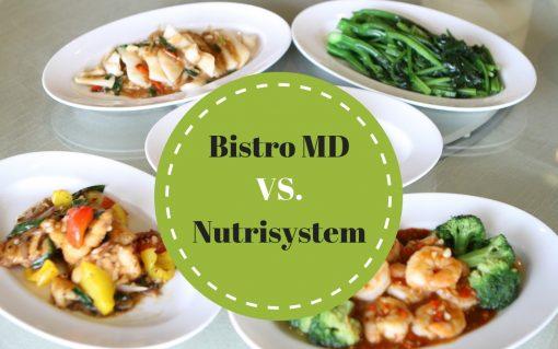 bistromd vs nutrisystem