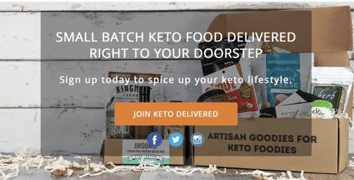 Keto Delivered