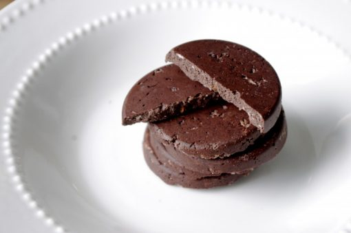 Raw Protein Packed Thin Mint Cookies