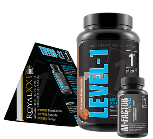 king weight loss stack