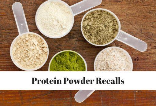 protein recalls