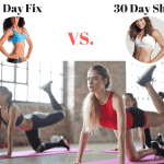 21 Day Fix vs 30 Day Shred [2021]: Which One Gets Results?