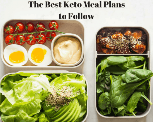 Best Keto Meal Plans to Follow
