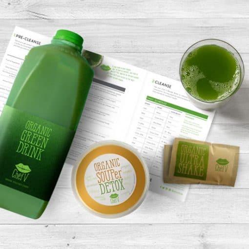 Chef V Organic Green Drink