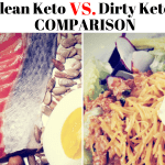 Clean Keto vs Dirty Keto Compared - Making The Right Choice