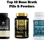 The Top 10 Best Bone Broth Pills and Powders On The Market!