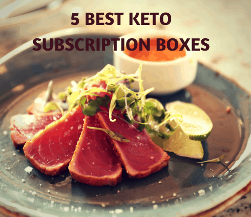 Best Keto Subscription Boxes