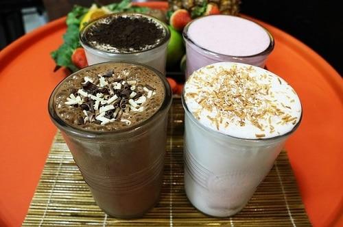 protein shake type