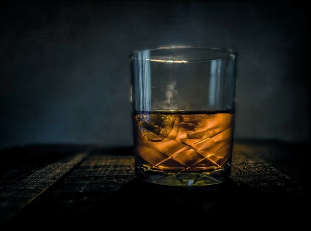 keto diet bourbon alcohol