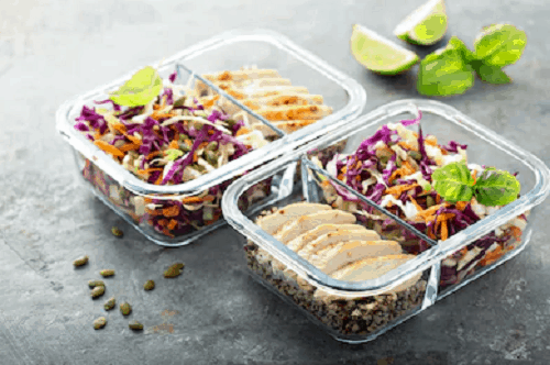 keto zone diet meal prepping