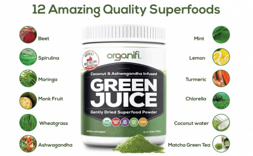 organifi green juice superfood