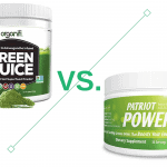 Organifi Green Juice vs Patriot Greens - Which Green Juice is Best?