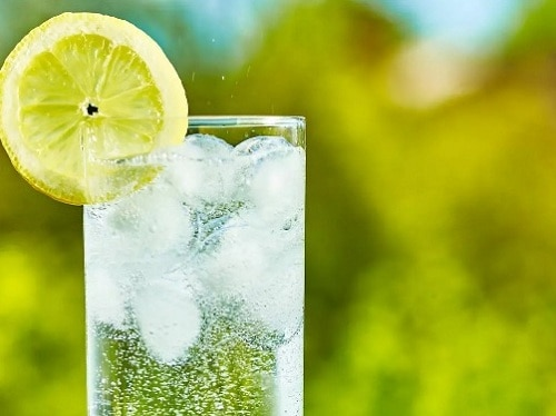 sparkling water keto