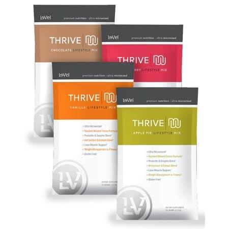 thrive mix ingredients