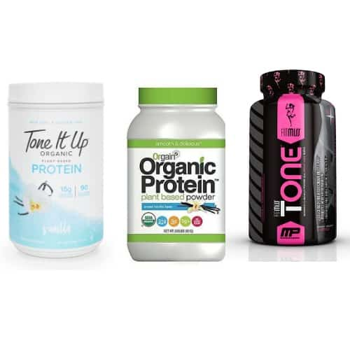 tone it up vs. organic vs. fitmiss delight