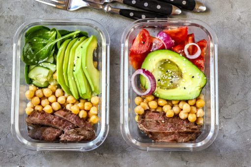 easy keto meal prep lunches