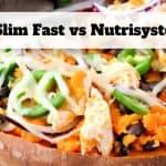 SlimFast vs Nutrisystem [2021]: Which is Better?
