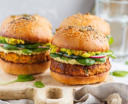 slimfast burger