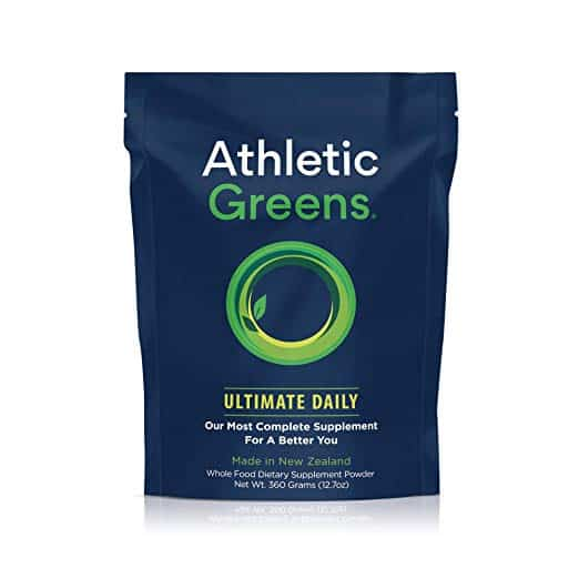 Why I Prefer Athletic Greens