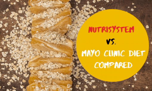 Nutrisystem vs. Mayo Clinic Diet Compared