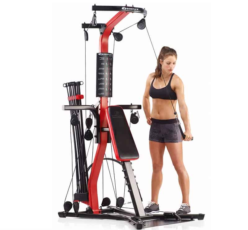 bowflex pr3000 features